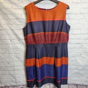 🏝2/$30 Loft Striped Dress